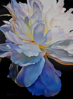 Oil painting Flowers art flower canvas art oil painting scenery watercolour flower artists an oil painting Oil Painting Flowers, Watercolor Flowers, Watercolor Art, Paint Flowers, Flower Canvas Art, Flower Artists, Arte Floral, Botanical Art, Art Oil