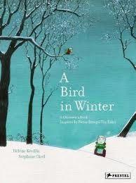 Hélène Kérillis & Stéphane Girel. A Bird in Winter. Plaats: P/KERI.