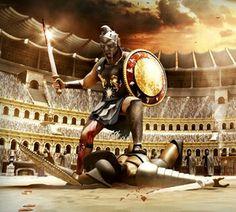 Gladiator tattoos idea