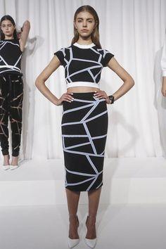 Jonathan Simkhai Ready To Wear Spring Summer 2015 New York - NOWFASHION