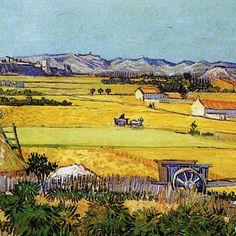 Paul Gauguin, Henri Matisse, Mary Cassatt, Van Gogh Art, Art Van, City Landscape, Landscape Paintings, Landscapes, Vincent Van Gogh