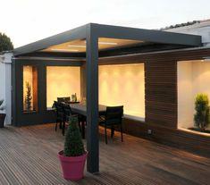 Pergola Aluminium, Garden Design, Outdoor Structures, Fabricant, Stores, Outdoor Decor, France, Home Decor, Gardens