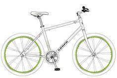 자전거 용도 > MTB/경기용 > 2011년 신제품 LESPO 26 팝콘 MT 1.0 7단 26인치/픽시 스타일의 신개념 알루미늄