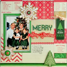 Merry Christmas American Crafts