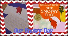 The Snowy Day-- love the art project that goes with the writing.