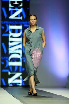 Vietnam Fashion Week SS15 - Ready to wear. Designer: TIEN DAT. Photo: Nguyen Thanh Dat