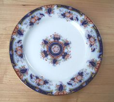 Vintage Cauldon China Luncheon or Salad Plate---Sold