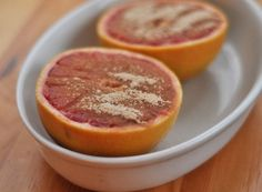 Breakfast Recipe: Broiled Grapefruit with Cinnamon Sugar — Recipes from The Kitchn | The Kitchn