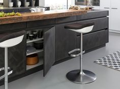 Concrete › Modern style › Kitchen › Kitchen | LEICHT – Modern kitchen design for contemporary living