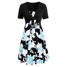 TWinmar -Women Two Piece Set Dresses Mini Dress Women Sunflower Print Dress Plus Size Sundress, Plus Size Dresses, Women's Dresses, Evening Dresses, Sunflower Print, Everyday Dresses, Dress Suits, Summer Dresses For Women, Buy Dress