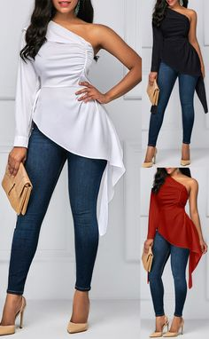 Shop Womens Fashion Tops, Blouses, T Shirts, Knitwear Online African Dresses For Kids, African Fashion Dresses, African Wear, Hijab Fashion, Fashion Outfits, Chic Outfits, Dress Outfits, Love Fashion, Womens Fashion