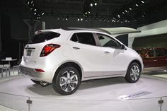 Topic: 2017 Buick Encore live photos: 2016 New York Auto Show | car fanatics
