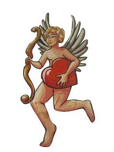 """Cupid Flat 60""""x27"""""""