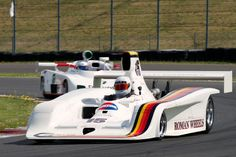 1978 Lola Frissbee GR2 driven by Miles Jackson