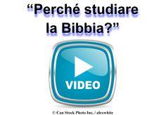 Perché studiare la Bibbia? Ha le risposte che cercate! Vedere il video on-line per ulteriori informazioni:  www.jw.org/it/video-perch%C3%A9-studiare-la-bibbia/