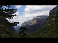 The Pyrenees Mountains, Summer 2010 - Photographs, Video and Music by Byrth.