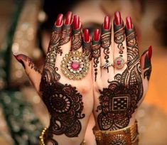 New Pakistani Mehndi Designs Facebook Pictures 2015 for Girls Hand and Back of…