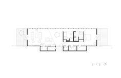 Sebastopol Residence / Turnbull Griffin Haesloop Floor plan – ArchDaily