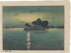 Matsushima in the Moonlight