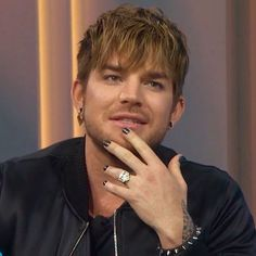 #AdamLambert #AccessHollywood #singer #gorgeous #music #glamberts #star  #cute #fashion #beautiful #model #artist #stylish #rock #cool #sexy #アダムランバート #アダム #love
