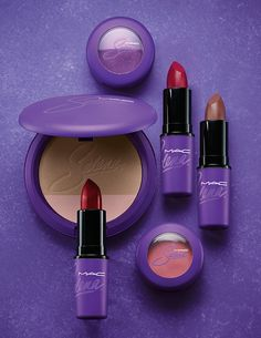 MAC x Selena Collection for October 2016  -- Collection being released online September 28th for MAC Select Members