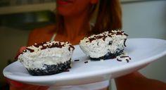 BAKE   Mini Oreo no bake Cheesecake met kwinkslag