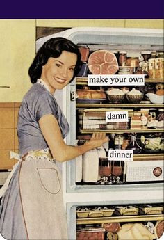 10 Vintage Fridge Magnet Memes