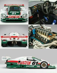Jaguar XJR9 V12 IMSA 1988
