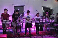Escuela Municipal de Música: más de 40 jóvenes protagonizaron un gran show en vivo