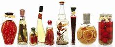 borecetek, olajak, és fűszerek karácsonyra