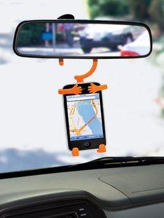 Bondi Electronics Holder - Silicone Multi-Use Gadget Holder | Solutions