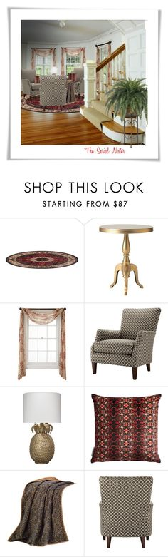 """""""Untitled #596"""" by theserialnester ❤ liked on Polyvore featuring interior, interiors, interior design, home, home decor, interior decorating, Home Decorators Collection, Royal Velvet, Jamie Young and Matthew Williamson"""