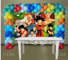 dragon ball z cupcake toppers - Pesquisa Google