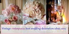 Vintage-centerpieces-2016-500x248 Vintage centerpieces best wedding decoration…