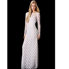 Carla zampatti spotty dress - $949