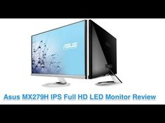 Asus MX279H Full HD IPS Monitor Review