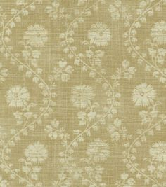Home Decor Upholstery Fabric-Waverly Hide-N-Seek / Endive at Joann.com