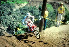 Johnny O'Mara - 1982 Saddleback, great picture.