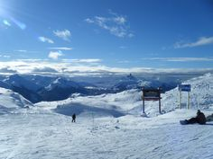 Whistler--Love this view on a crisp clear day with Black Tusk in the background..nearly hiked all the way to the top, another bucket list item.