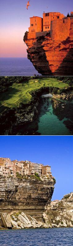 exPress-o: Travel Lust: Bonifacio in France