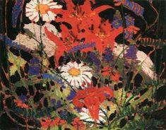 Tom Thomson Flowers