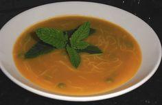 ♥ Mimos de Mãe ♥: Creme de ervilhas Chocolate, Thai Red Curry, Ethnic Recipes, Food, Creamed Peas, Essen, Chocolates, Meals, Brown