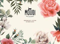 Moudi Bar & Restaurant | Zürich, Switzerland.