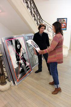 Beatrice dalle et joey starr se retrouvent la galerie for Beatrice dalle et joey starr