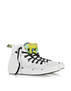 04f74da69b17 Converse Limited Edition CT All Star Hi Camo Black Splash Canvas Sneaker