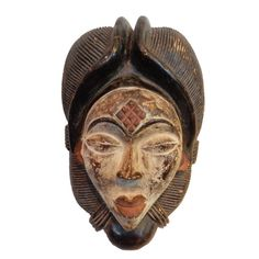 African Masks, African Art, African Royalty, Deities, Objects, Carving, Sculpture, Statue, Portrait