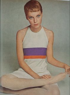 Mia Farrow 1960's