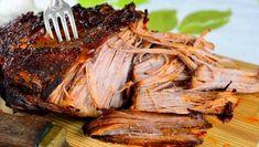 Pork Brisket, Pork Ribs, Pulled Pork, Pork Recipes, Slow Cooker Recipes, Cooking Recipes, Cheesecake, Salty Foods, Tasty