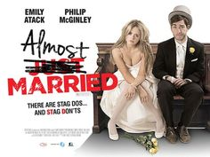 Poster Of Hollywood Film Almost Married (2014) In 300MB Compressed Size PC Movie Free Download At all-free-download-4u.Com