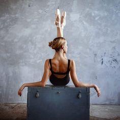 Elizabet Ignatchik - Photographer Eugene Mynzul for Ballet Photography Minsk